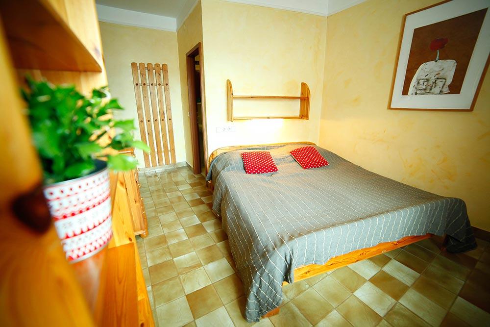 Zimmer 10 im Gästehaus Huss