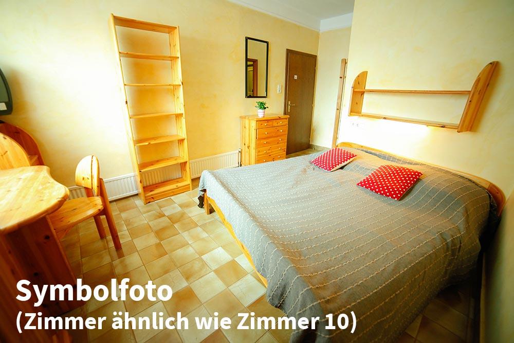 Zimmer 12 im Gästehaus Huss - Zimmer fast ident mit Zimmer 10